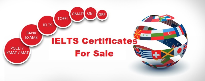 IELTS Certificates For Sale (@ieltsforsale) Cover Image