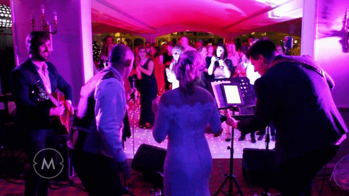 Matt Strafford Wedding Band (@weddingbandhire) Cover Image