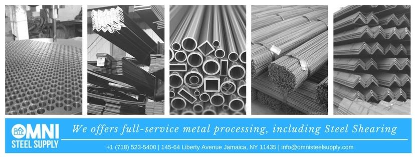 OMNI Steel Supply (@supplyomnisteel) Cover Image