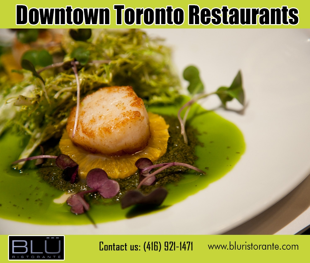Private dining Toronto (@restauranttoronto) Cover Image