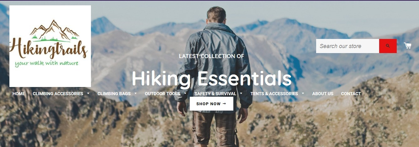 Hiking Trails (@hikingtrail) Cover Image