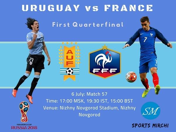 Uruguay vs France (@uruguayvsfrance) Cover Image