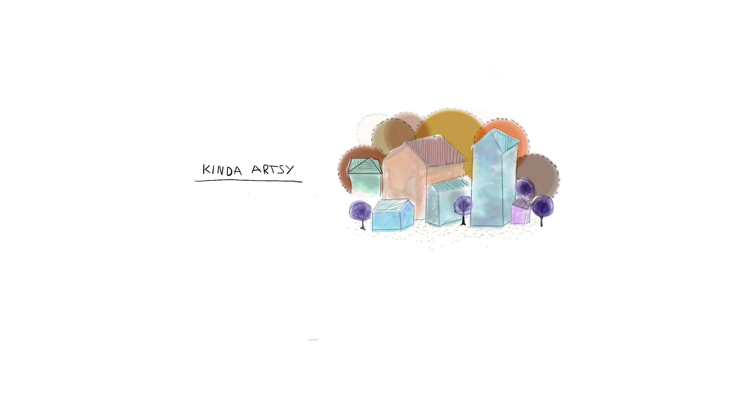 Somebody (@kindaartsy) Cover Image