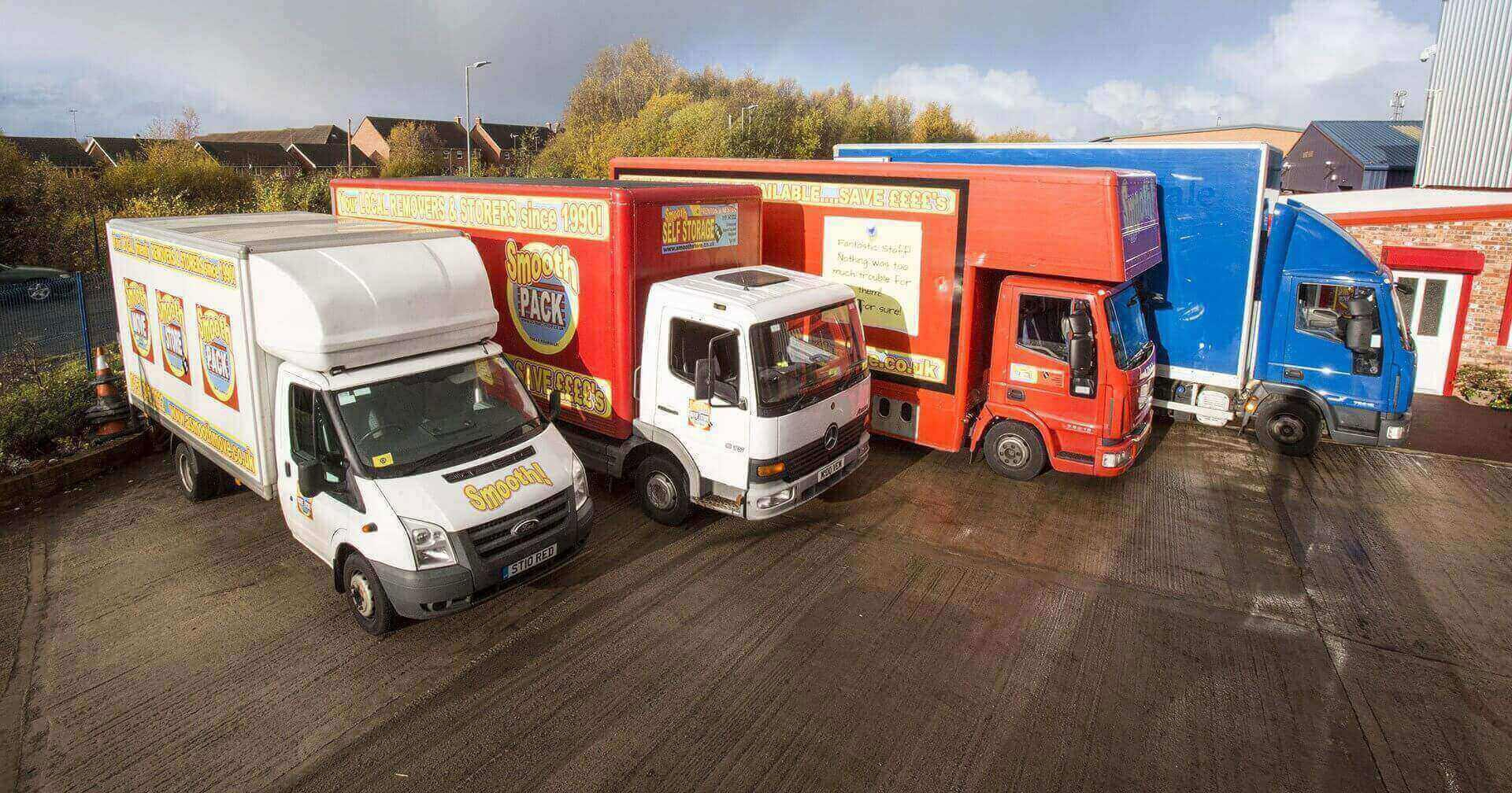 A Smooth Move & Store (@wirralmovers) Cover Image