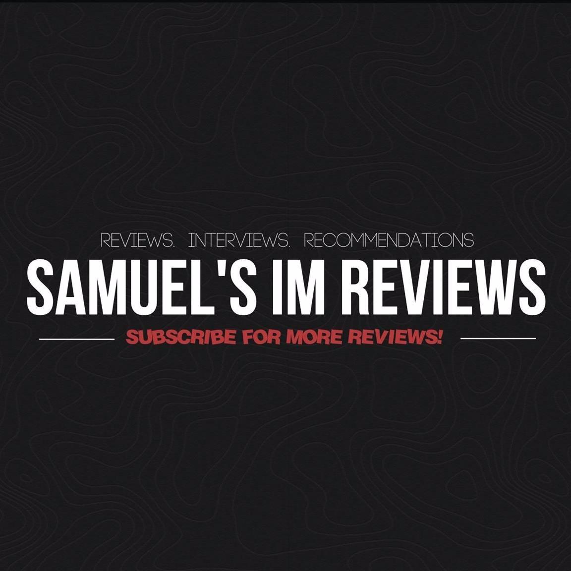 SamuelsIMReviews (@samuelsimreviews) Cover Image