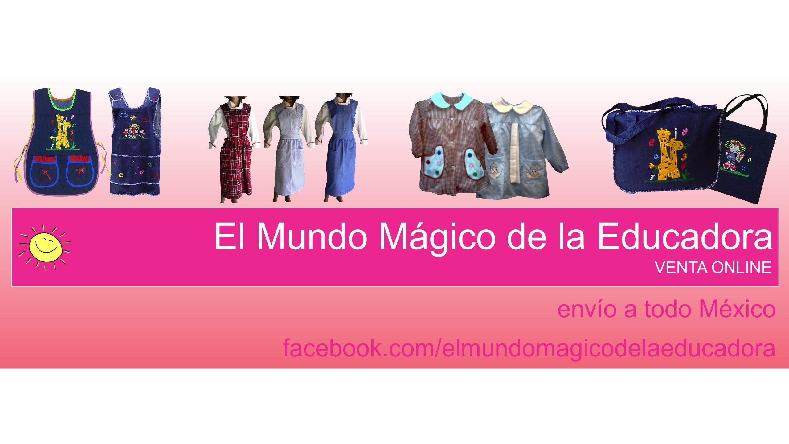 El Mundo Mágico de la Educadora (@elmundomagicodelaeducadora) Cover Image
