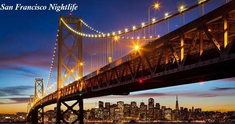 San Francisco Nightlife by Moonscape H2O (@sanfrancisc0) Cover Image