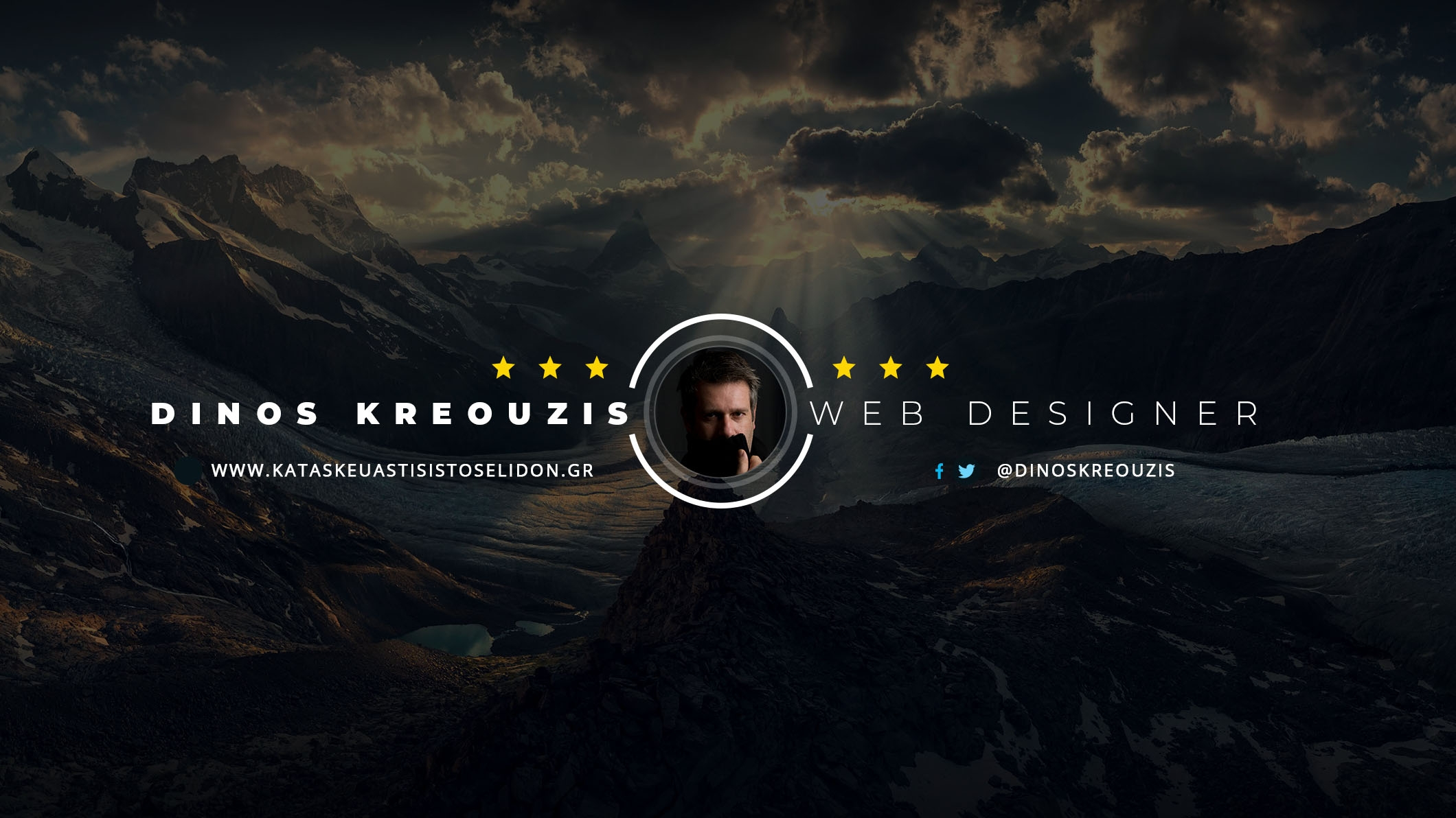 Dinos Kreou (@dinoskrz) Cover Image
