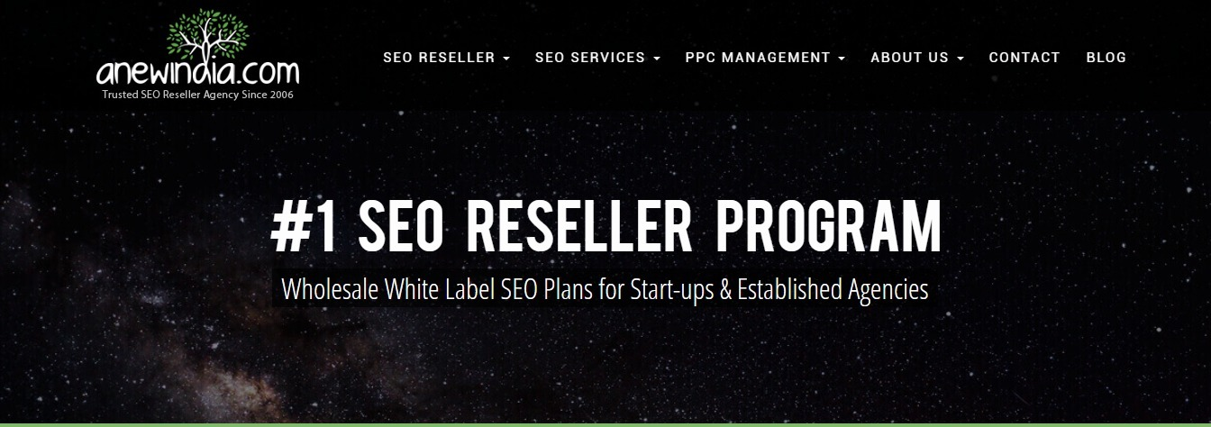 A New India SEO Reseller Agency (@seonewindia) Cover Image