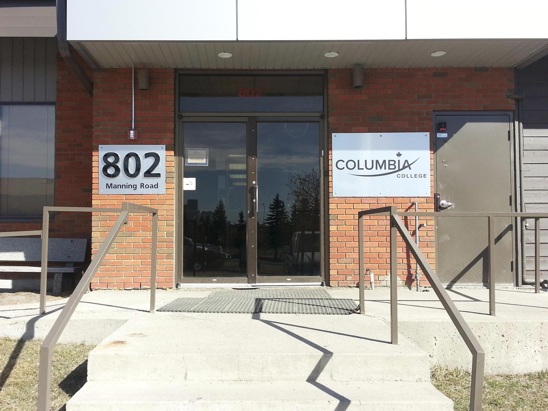 Columbia College Calgary (@columbiacollegecalgary) Cover Image