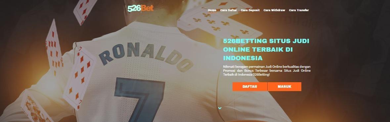 526Betting Situs Judi Online Dan Bandar Judi Bola  (@526betting) Cover Image