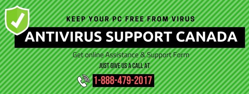 Antivirus Support Canada (@antiviruscanada) Cover Image