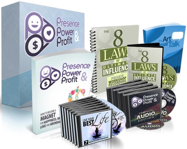 Presence Power and Profit (@presencepowerprofit) Cover Image