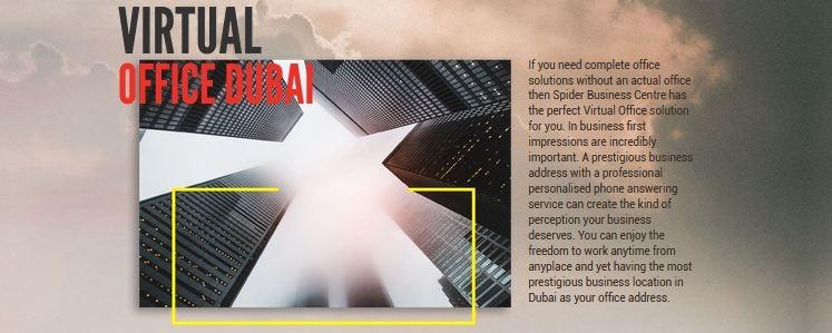 Virtual Office Dubai (@virtualofficedubai) Cover Image