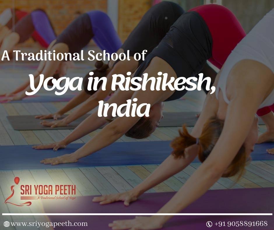 Sri Yoga Peeth (@sriyogapeeth) Cover Image
