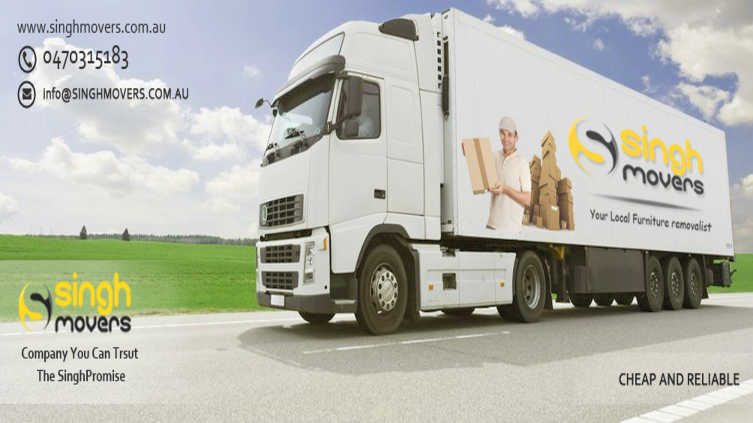 Singh Movers (@singhmovers) Cover Image