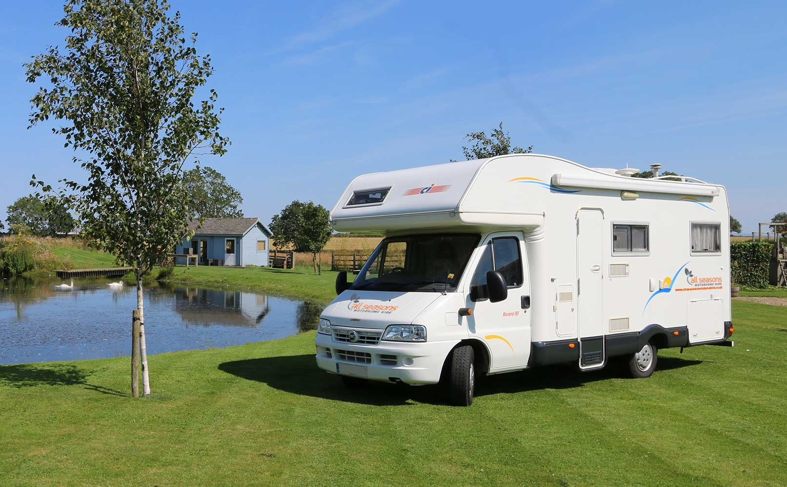 All Seasons Motorhome Hire (@motorhomehireuk) Cover Image