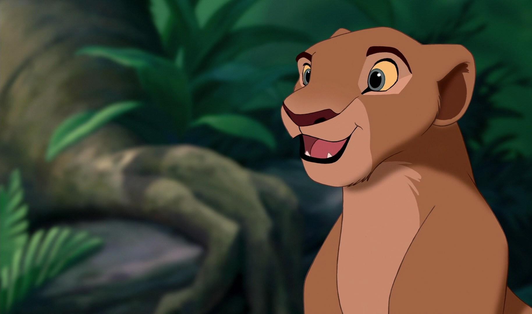 Lejonkungen (Disney's Kiara) (@kingsqueenshair) Cover Image