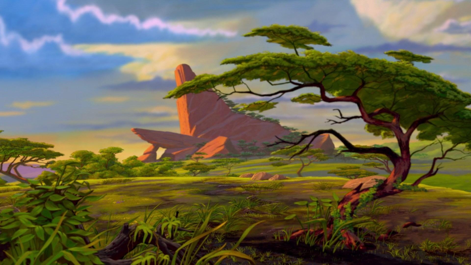 Lejonkungen (Disney's Biofilmerna) (@olgamidlenko) Cover Image