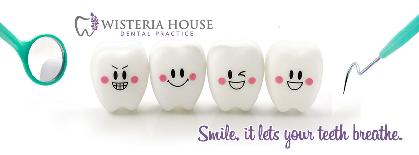 Wisteria House Dental Practice (@wisteriahouse) Cover Image
