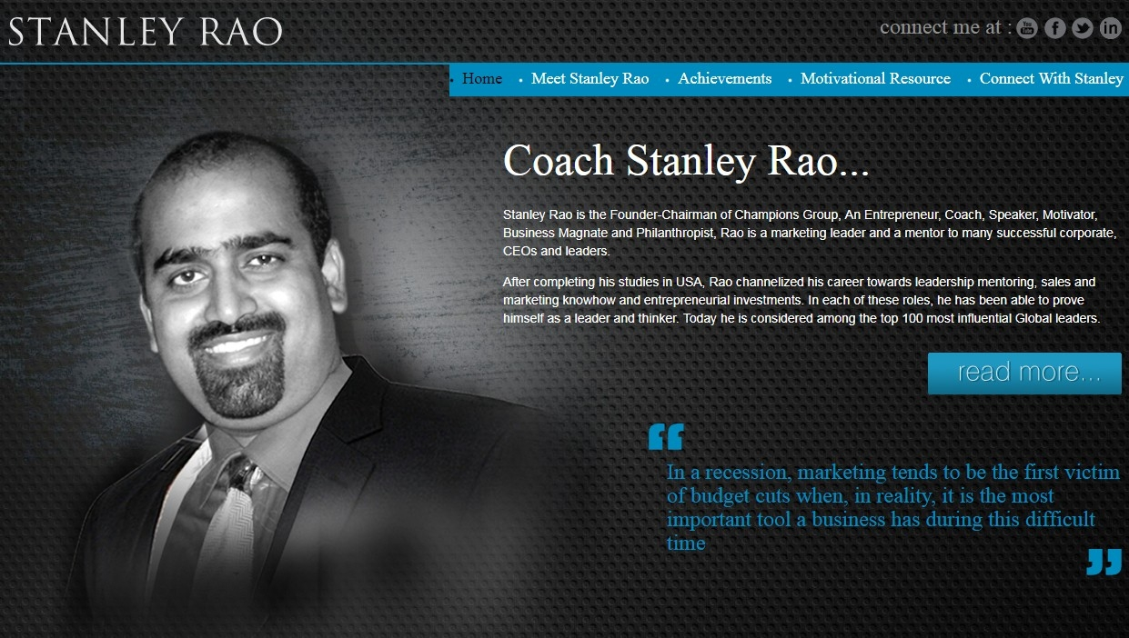 Stan (@stanleyrao) Cover Image
