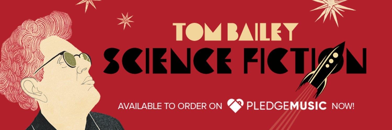 Thompson Twins' Tom Bailey  (@tombaileytour) Cover Image
