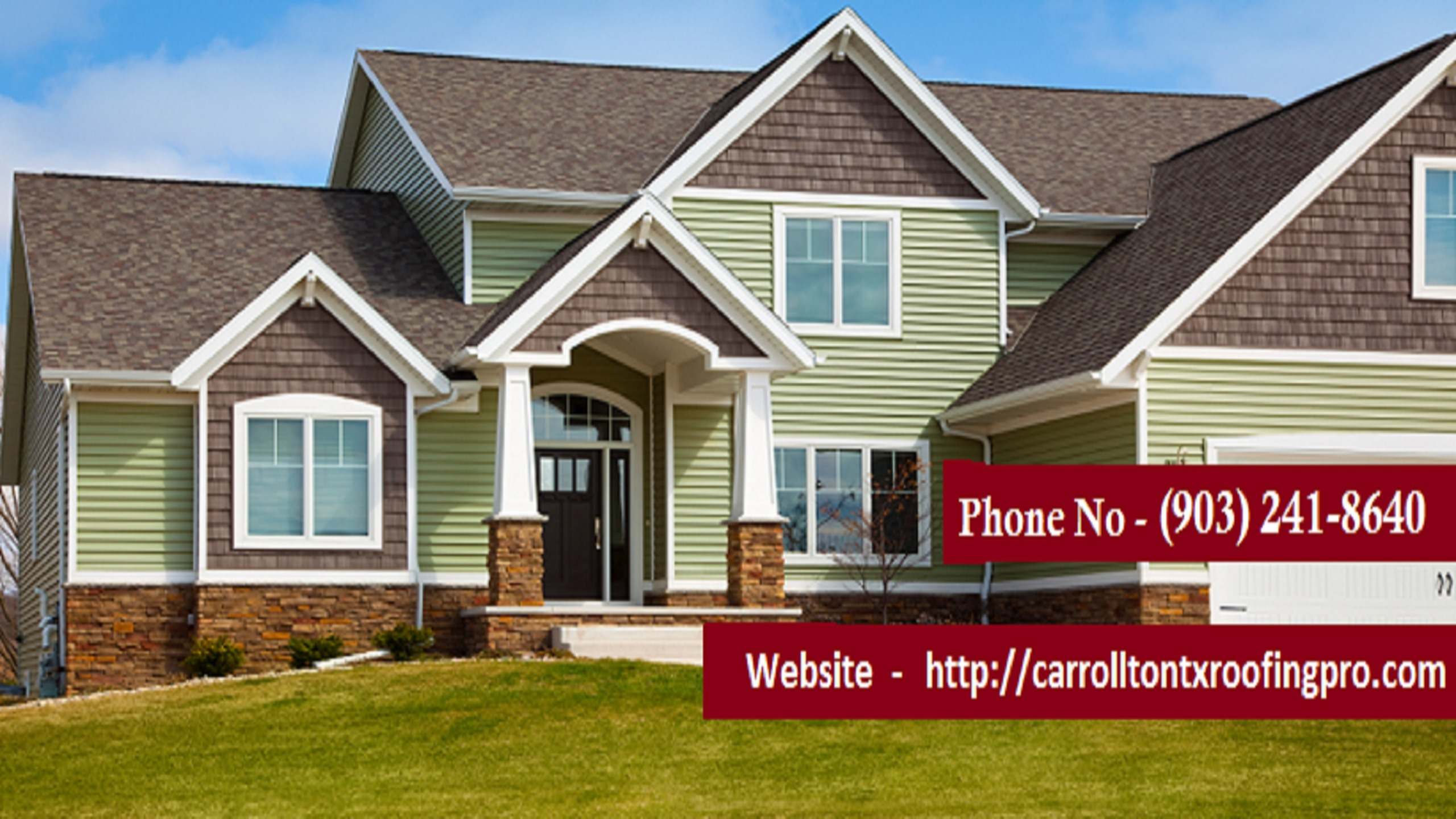 Carrollton Tx Roofing Pro (@carrolltontxroofingpro) Cover Image