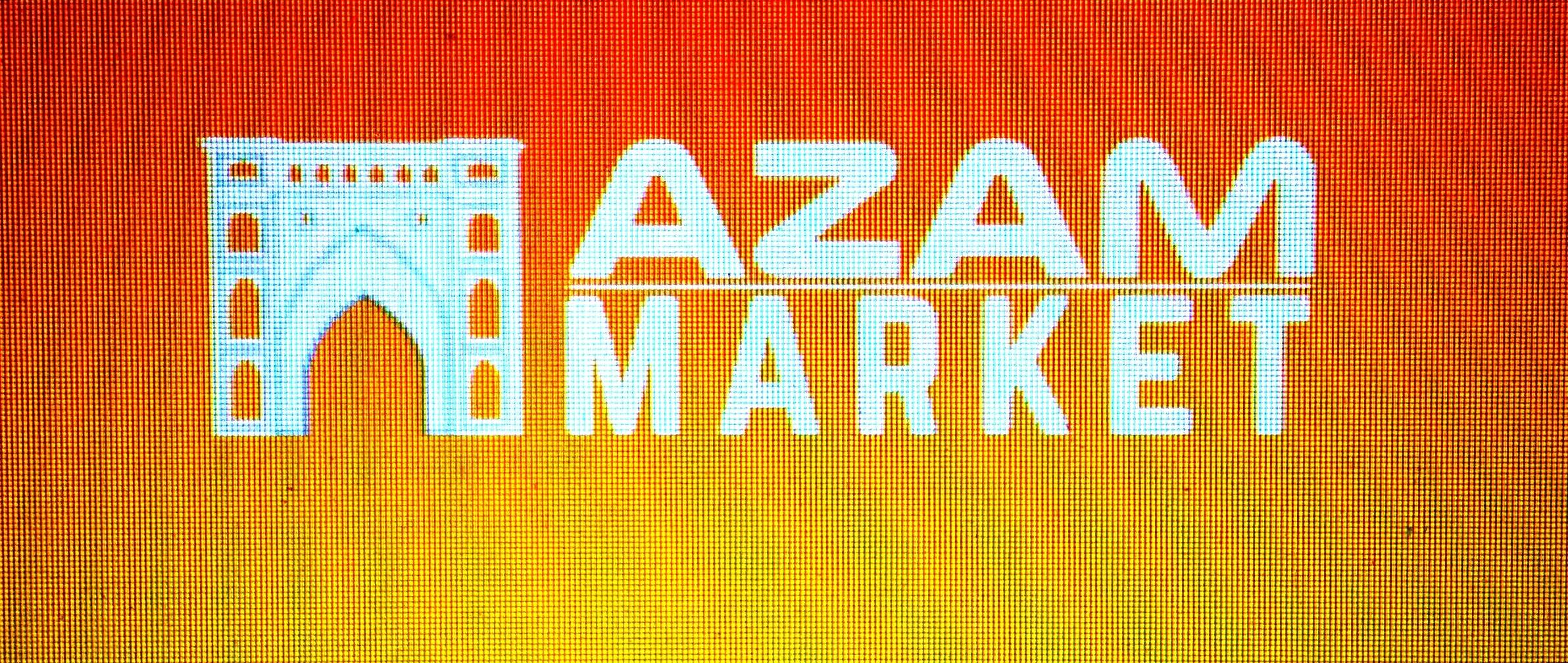 Azam  (@azammarket) Cover Image