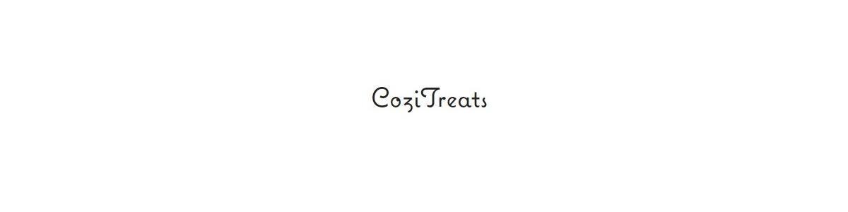 Cozi Treats (@cozitreats) Cover Image