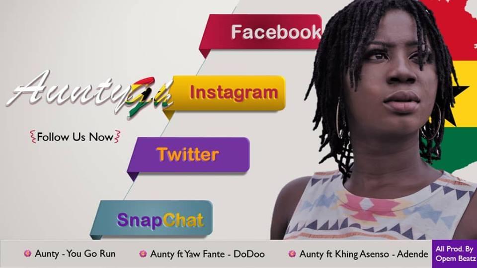 Aunty Gh (@dsmartt5) Cover Image