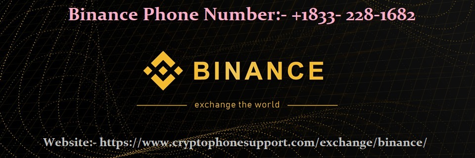 Binance Support Number (@binanceservice) Cover Image