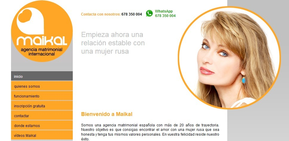 Agencia matrimonial (@agenciamatrimonialrusa) Cover Image