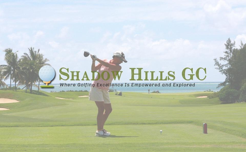 Shadow Hills GC (@shadowhillsgc) Cover Image
