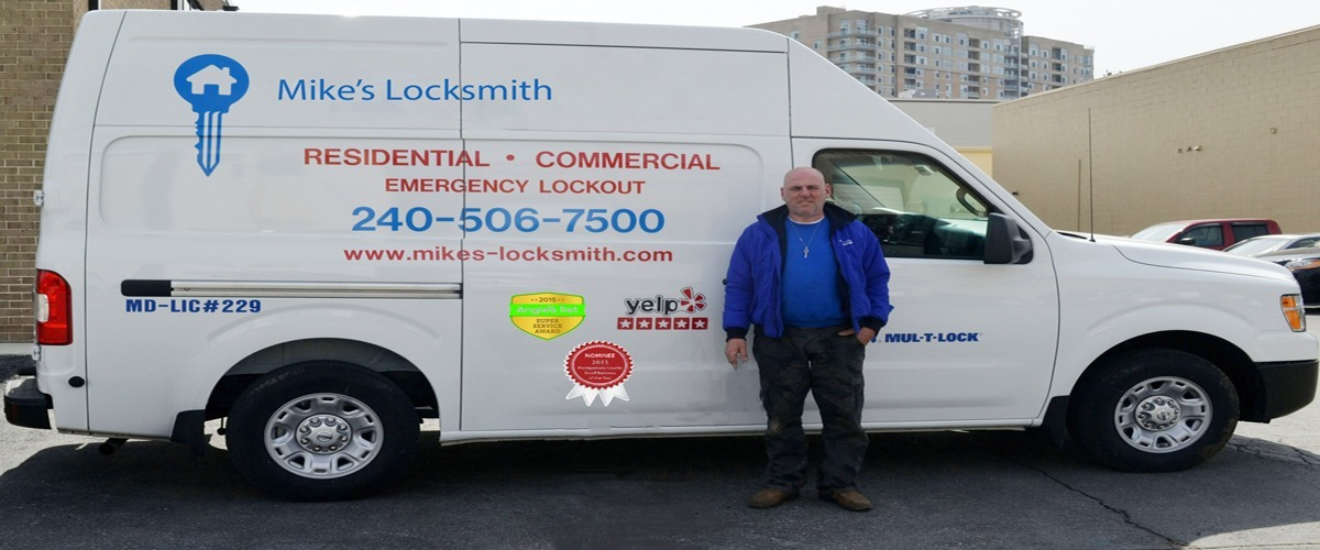 Mike's Locksmith (@mikeslocksmith) Cover Image