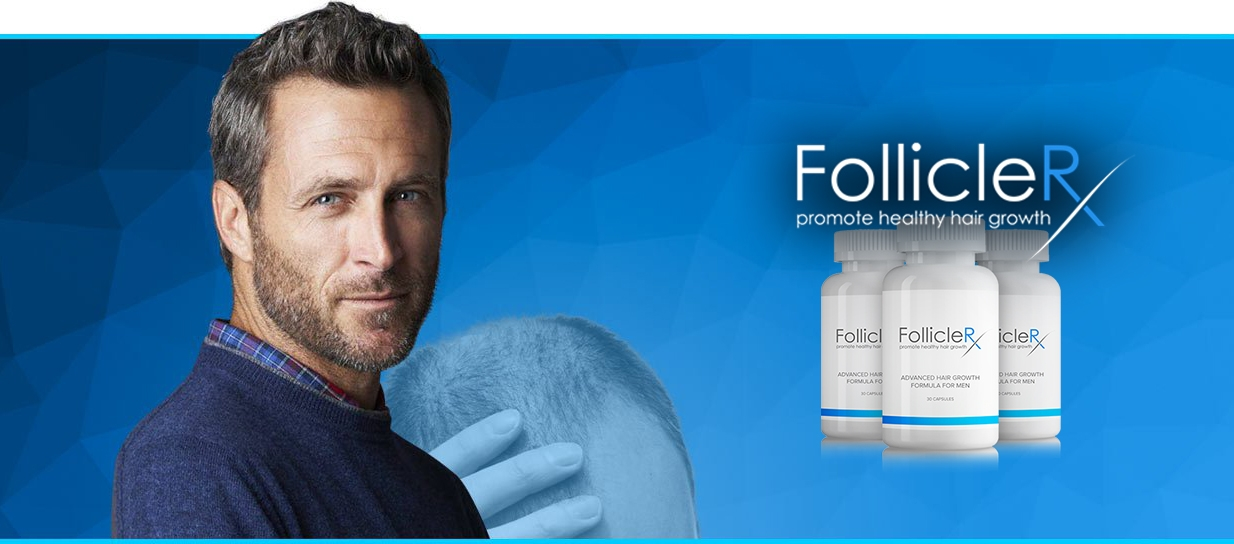 Follicle RX - Hair Loss Treatment (@folliclerxhairloss) Cover Image