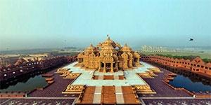 akshardham temple (@akshardhamtemple) Cover Image