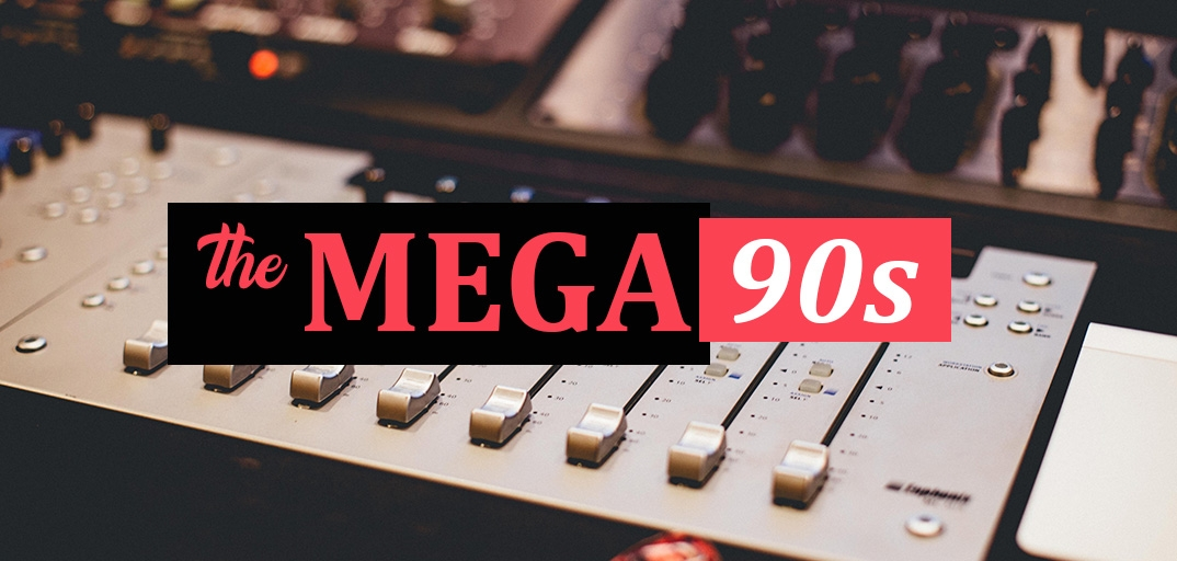 The Mega (@themega90s) Cover Image