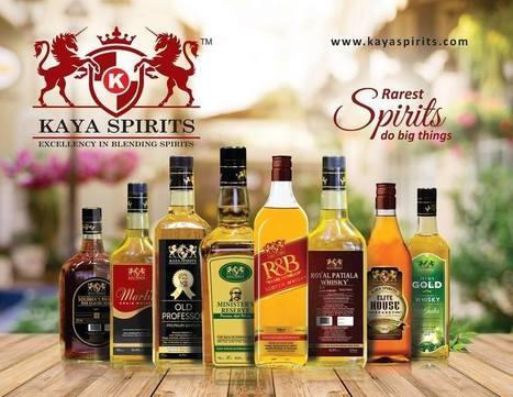 Kaya Blenders & Distillers Limited  (@kayablenders) Cover Image