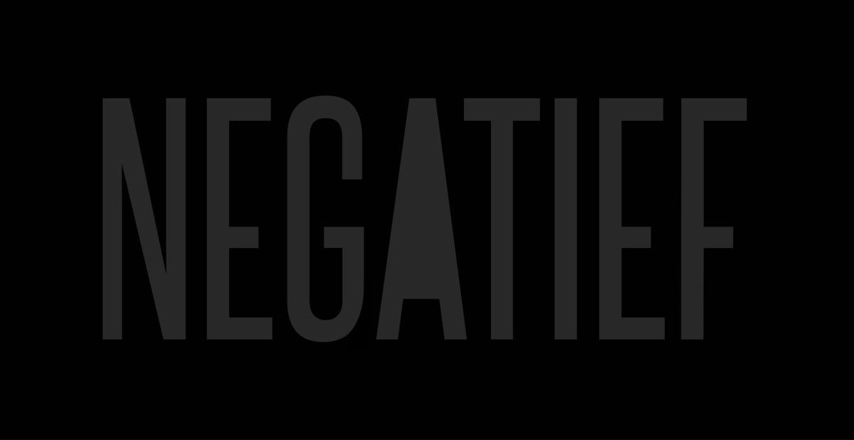 negatief (@negatief) Cover Image