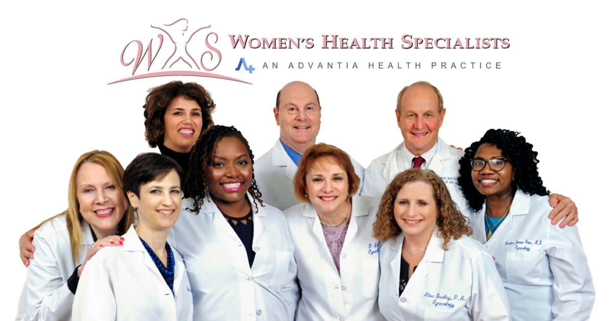 Women's Health Specialists (@whspecialists) Cover Image