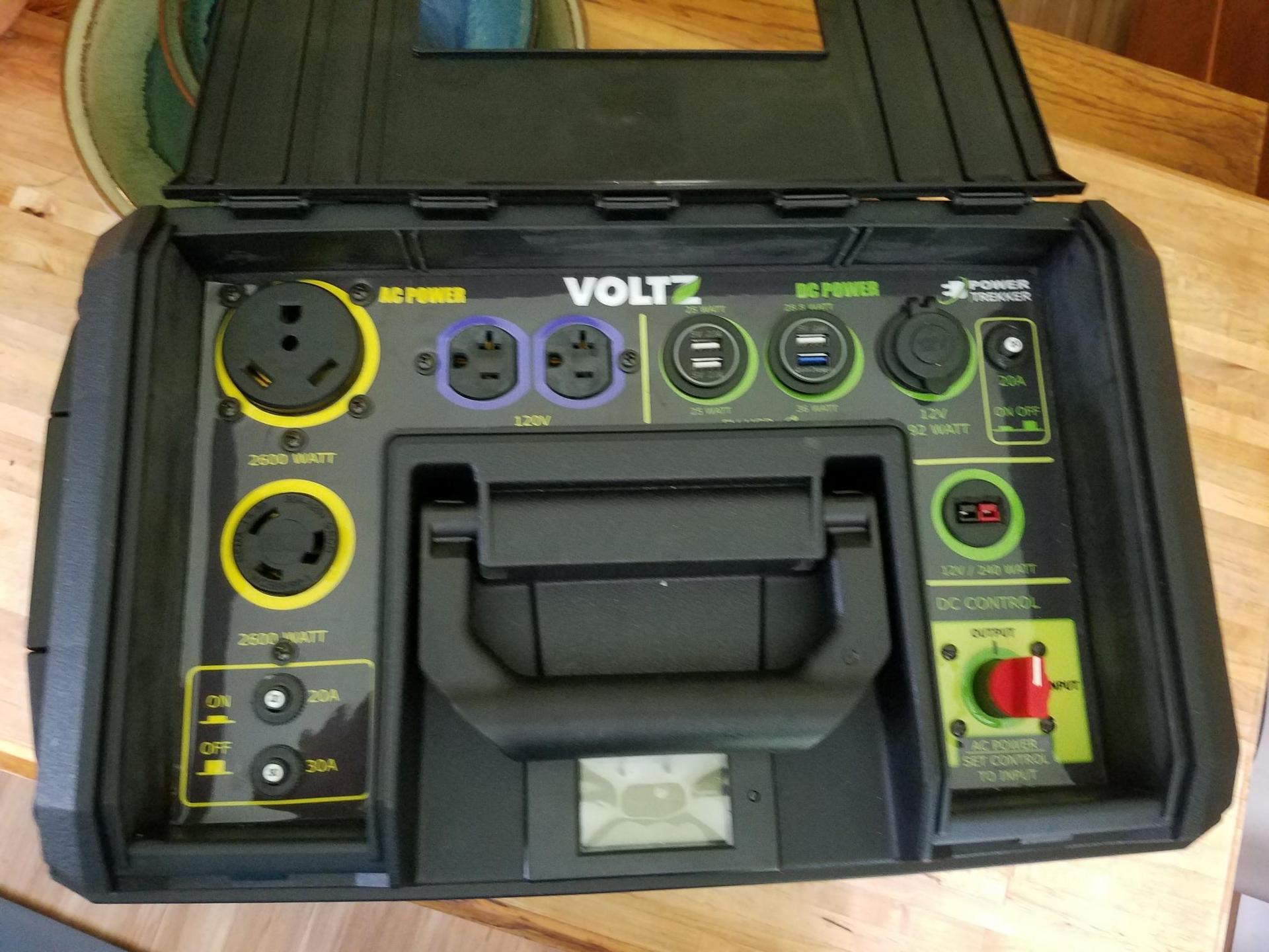 Voltz Off-Grid (@voltzoffgrid) Cover Image