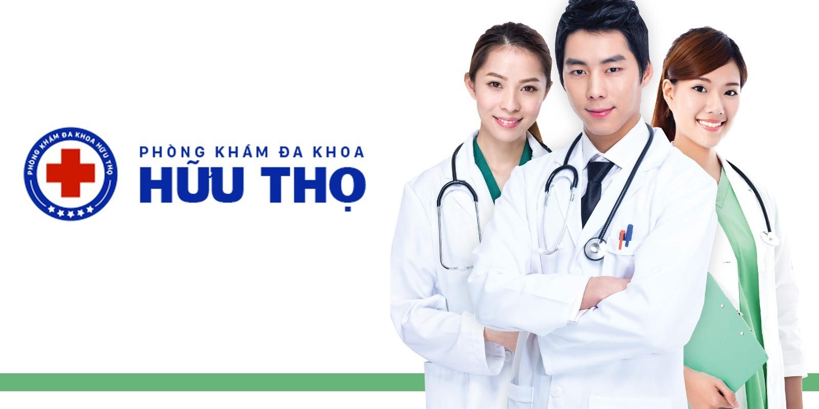 Phòng khám đa khoa Hữu Thọ (@pkdkhuutho) Cover Image