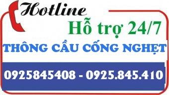 Công ty thông cầu cống nghẹt Quốc Trí (@thongcaucongqt) Cover Image