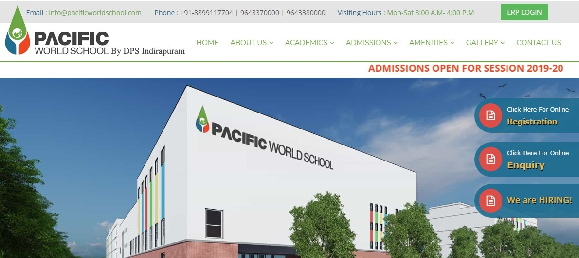 PACIFIC WORLD SCHOOL (@pacificworldschool) Cover Image