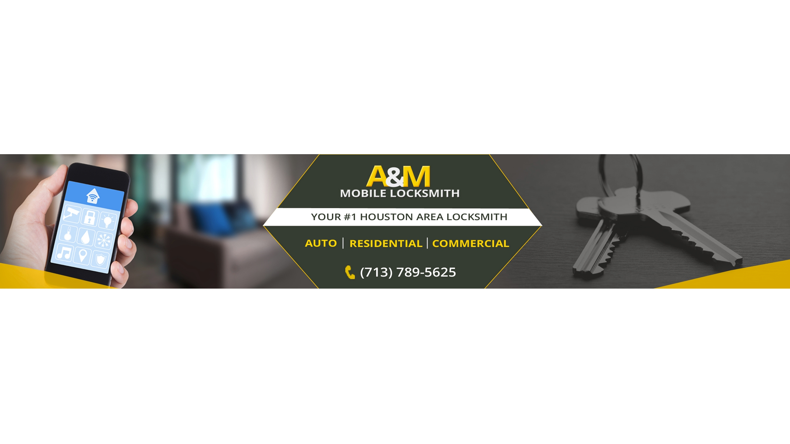 A & M Mobile Locksmith (@a-mmobilelocksmith) Cover Image