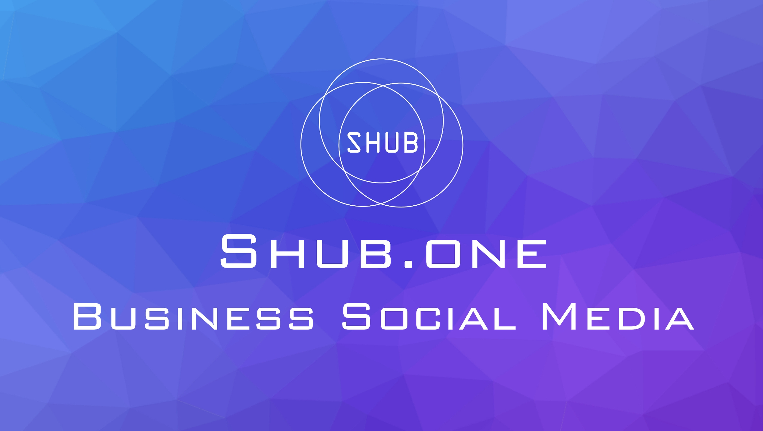 Shub.one (@shubone) Cover Image