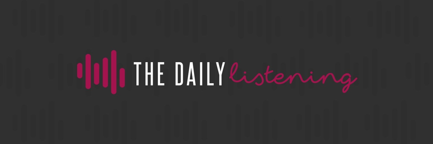 The Daily Listening (@thedailylisteningblog) Cover Image