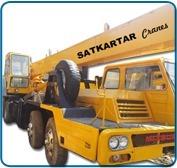 Satkartar Rental - Cranes Rentals in Ahmedabad, (@cranehires) Cover Image