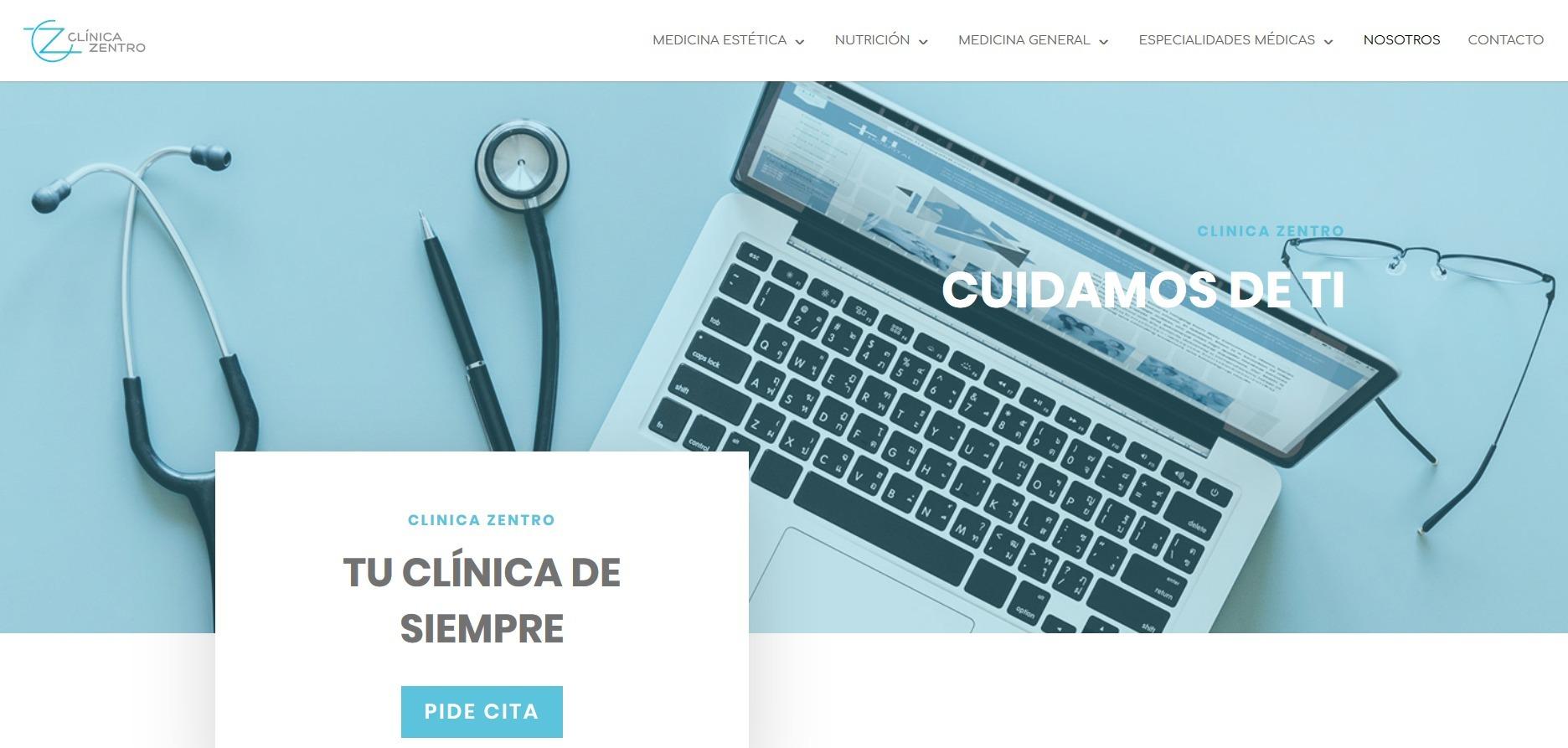 ClínicaZentro (@clinicazentro) Cover Image