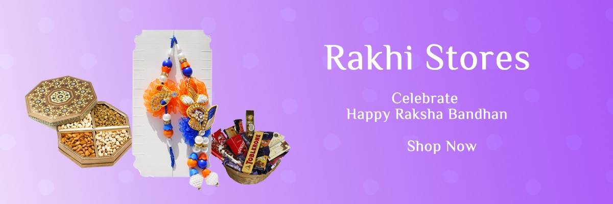 Send Rakhi To India - Rakhi Stores (@rakhistores) Cover Image